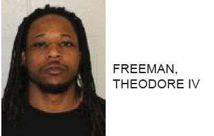 Rome Man Arrested with Drugs at Probation Office