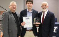 Unity Christian Announces Carson Earnest as STAR Student Award Winner