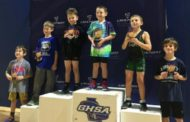 Dragon Wrestling Club Has Strong Showing at Tournament