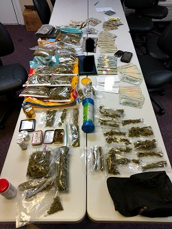 Chattooga County Authorities Make Large Drug Bust