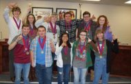 Pepperell High takes third consecutive Academic Decathlon title