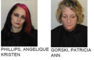 Rome Women Found with Drugs and Needles