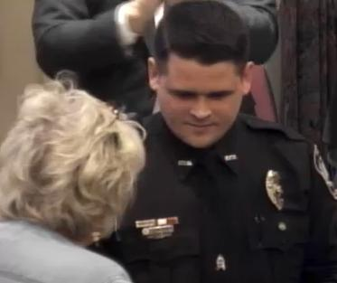Rome City Police Names Officer of the Year