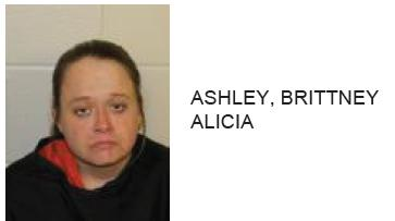 Rome Woman Charged with Burglarizing Home