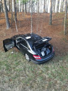High Speed Chase Near Adairsville Leads Deputies to Stolen Property