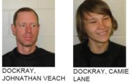Armuchee Couple Arrested at Hotel for Theft, Cocaine