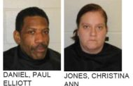 Lots of Drugs Found in Rome Motel Room, Two Arrested
