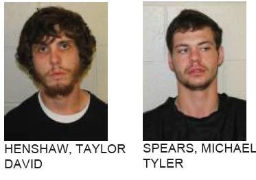 Men Arrested for Throwing Meth Pipe Out at Children's Play Area