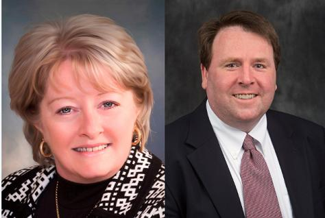 Judy Taylor and Will Enloe Join Floyd Healthcare Foundation
