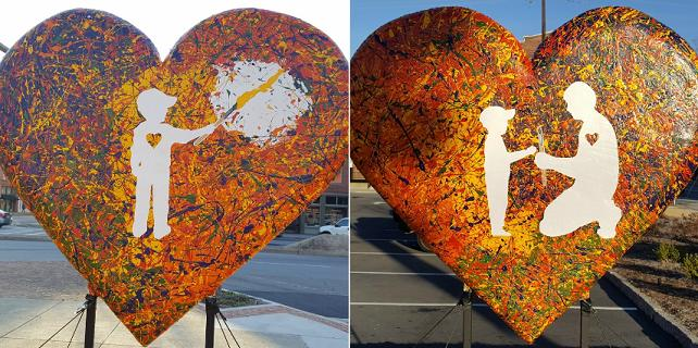 HeART Project People's Choice Winner Announced