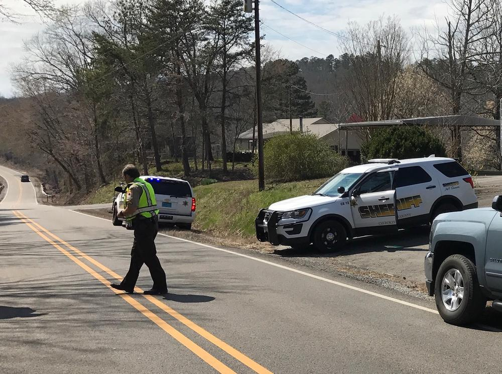 Chattooga and Cherokee Counties Team up for Safety Checkpoint