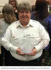 Local Northwest Georgia Emergency Responders Honored
