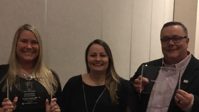 Floyd County e-911 Employees Claim Numerous Awards