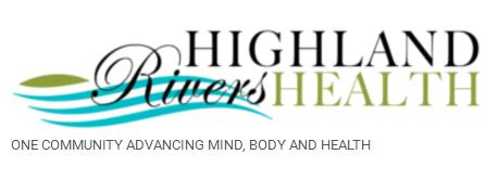 Highland Rivers Health named outstanding provider for outpatient and crisis services
