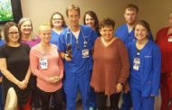 John Wagner, RN Named DAISY Award Recipient at Redmond Regional Medical Center