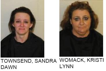 Women Arrested for Shoplifting Spree