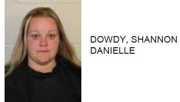 Summerville Woman Arrested After Being found with Marijuana