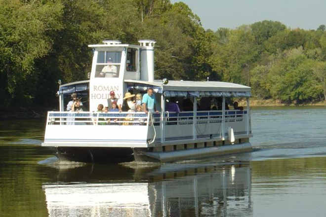Sulzbacher Roman Holiday Riverboat Celebrates 10th Anniversary