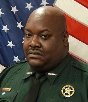Floyd County Sheriff's Office Honors Tony Boston
