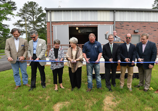 Berry College dedicates new animal science lab