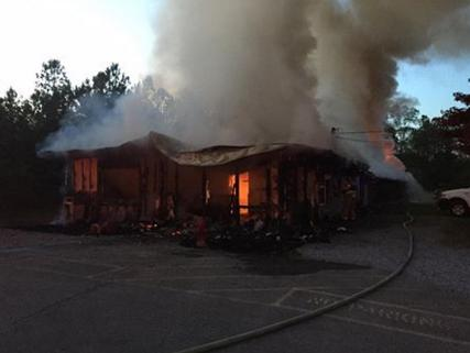 Animals Perish in Gordon County Animal Shelter Fire