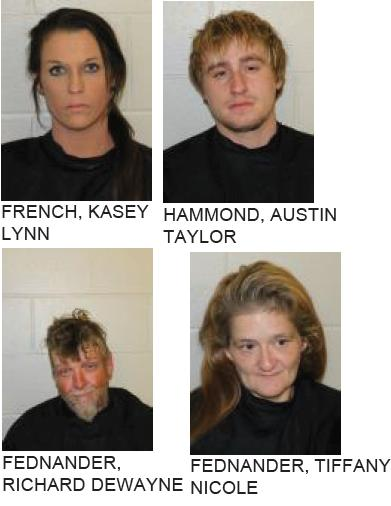 Police Arrest Four in Drug Deal at Rome Motel
