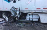 Polk County  Wreck Leaves Man Critically Injured
