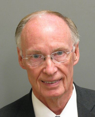 Alabama Governor Resigns After Being Arrested
