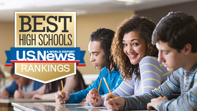 "Several Local Schools Listed Towards Top of US News & World Reports ""Best"""