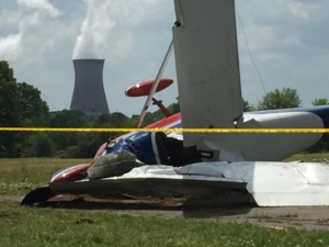 Two Injured in Bartow Couny Plane Crash