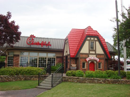 New Chic-Fil-A in Rome to Offer Free Food for a Year Opening Day
