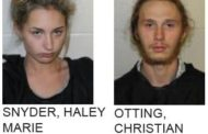 Police Find Marijuana, Crown Royal and 2 Asleep in Vehicle