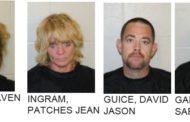 Four Arrested After Drug Raid of Lindale Home