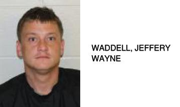 Aragon Man Charged with Scraping Stolen Trailer