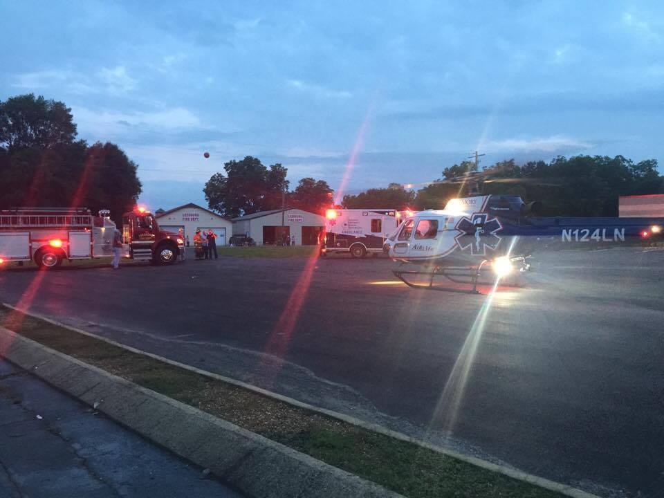 Two Airlifted Following A Jet-Ski Accident In Cedar Bluff