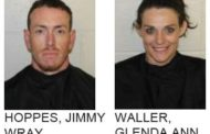 Lindale Couple Charged with Burglary