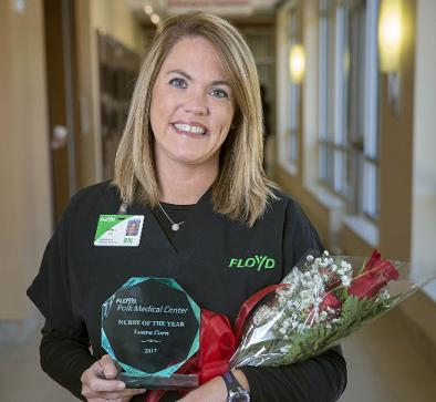 Polk Medical Center Names Nurse of the Year