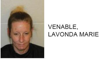 Rome Woman Arrested on Three Felony Shoplifting Charges