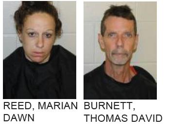 Rome Couple Found with Meth Near Downtown