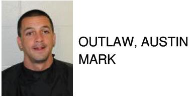Outlaw Arrested for Spray Painting Another's Truck