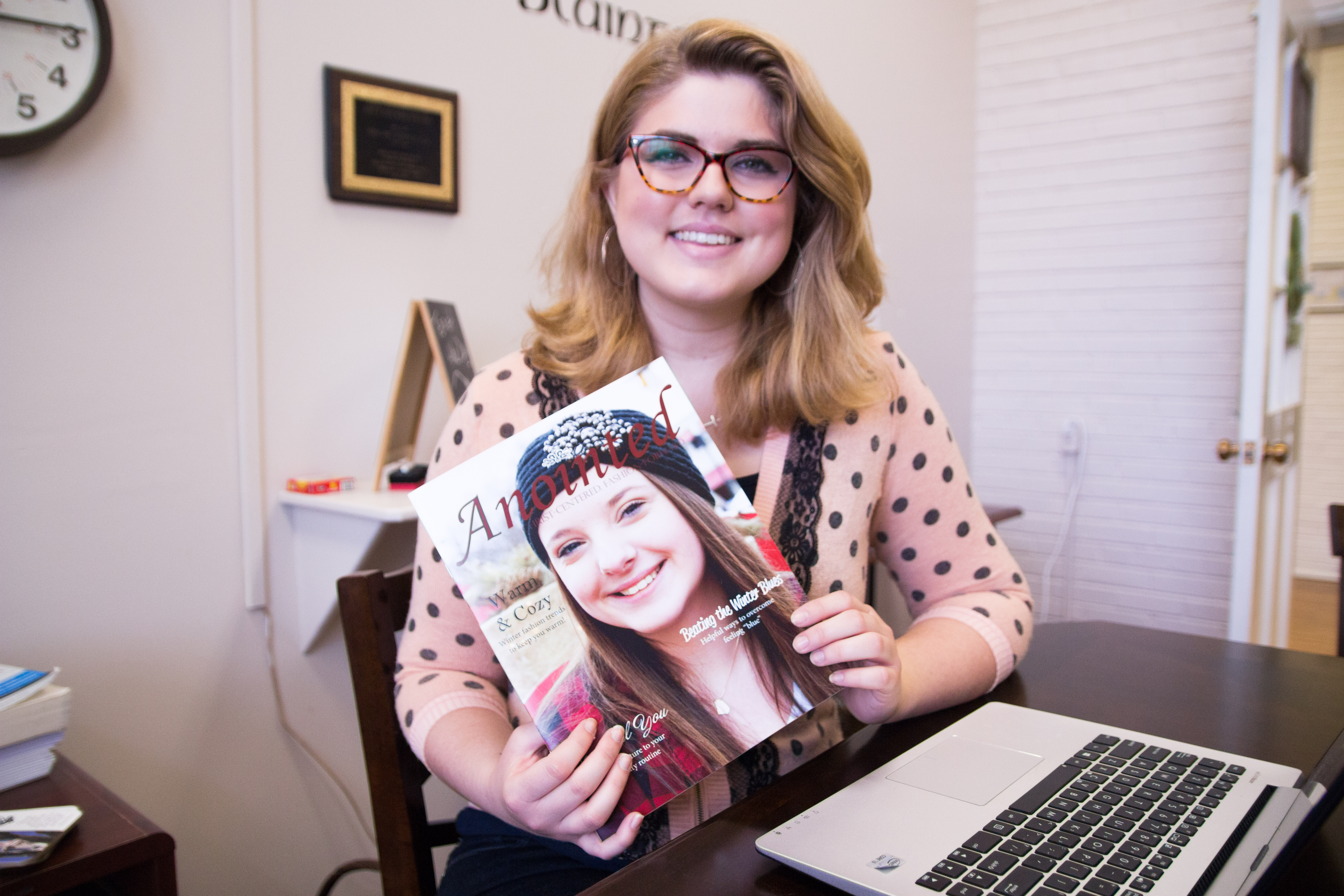Berry Grad Excels as a Female Entrepreneur