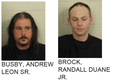Rome Men Arrested on Drug and Other Charges After 4 Wheeler Incident