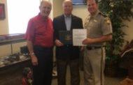 Sheriff Ralston Appoints GSA Executive Director as Deputy Sheriff of Gordon County
