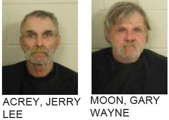 Men Charged with Taking Drugs into the Floyd County Jail
