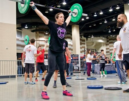 Cpl. Leigh Rush of the Rome Fire Department to Compete at 2017 World Police and Fire Games