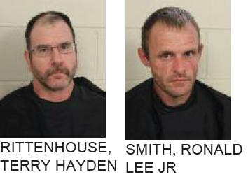 Rome Men Found with Meth After Seat Belt Stop