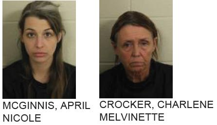 Rome Women Arrested After Altercation, Charges Range from Battery to Drug Possession
