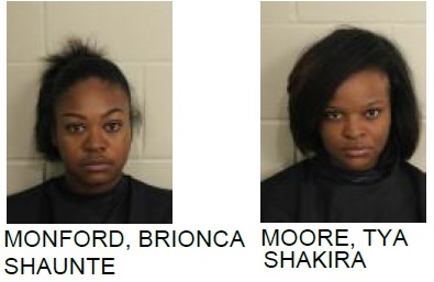 Rome Women Charged with Cashing Fake Checks