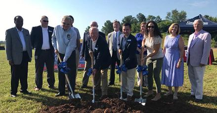 Coosa Valley Credit Union Holds Groundbreaking Ceremony