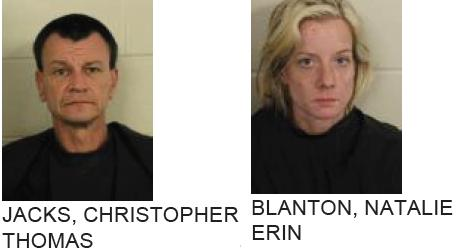 Couple Arrested on Dangerous Drug Charges